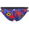 TYR Santa Ana Mini Bikini Bottom Black/Multi